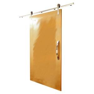 Kit para porta de vidro 50kg a o inox escovado 1 porta - Porta carta igienica leroy merlin ...