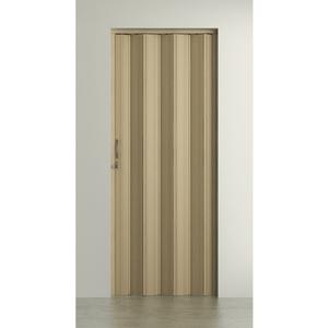 Porta sanfonada lisa pl stico pvc ambos os lados 2 1x0 84m for Porta asciugamani leroy merlin