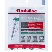 Kit Prego Fácil Verde 18 Unidades Onduline