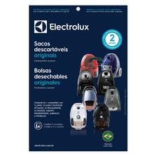 Kit Sacos Descartáveis para Aspirador de Pó SBECL Electrolux