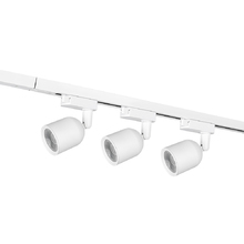 Kit Spot para Trilho LED 7W Luz Amarela Avant Bivolt