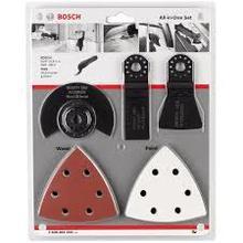 Kit Universal Acessórios para ferramenta oscilante GOP Bosch