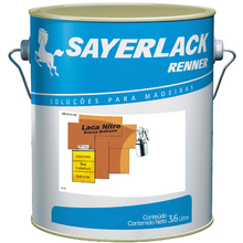 Laca Nitro Branco Sayerlack 3,6L