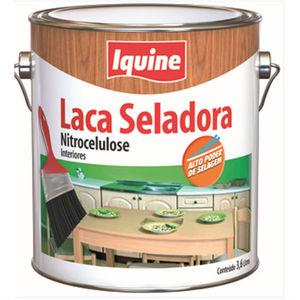 Laca Seladora Iquine Incolor 3,6L