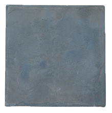 Ladrilho Hidráulico Liso Azul 20x20x1,9cm Cimartex