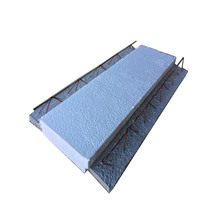 Laje Treliçada Isopor LT12 13cmx3cm Lajes Masteo