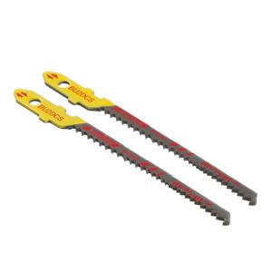 Lâmina Serra Tico-Tico Aço Bi-Metal Multiuso Encaixe Unif Dentes para Pol 9-19 comp. 50 mm Larg. 4,76 mm Esp. 1,30 mm