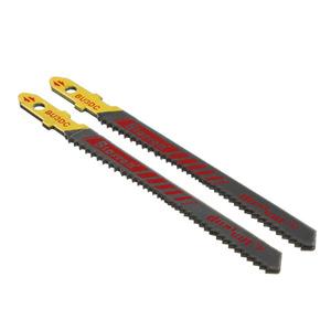 Lâmina Serra Tico-Tico Aço Bi-Metal Multiuso Encaixe Unif Dentes para Pol 9-19 comp. 75 mm Larg. 7,94 mm Esp. 1,50 mm