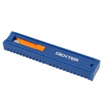 Lâmina para Estilete 18 mm 5 lâminas Dexter