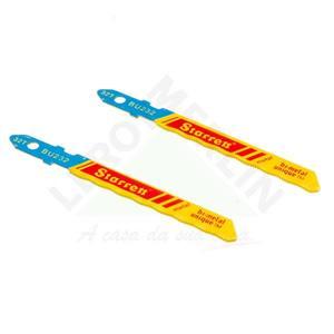 Lâmina para serra tico-tico 32 dentes BU232-2 STARRETT