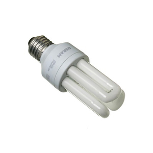 Lâmpada Fluorescente Osram 3U 10W Amarela 250V (220V)