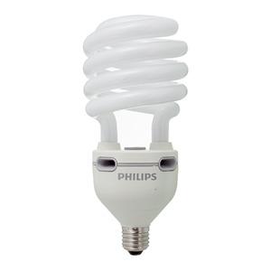 Lâmpada Fluorescente Philips Alta Potência Espiral 65W Branca 127V (110V)