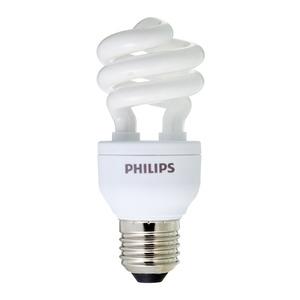 Lâmpada Fluorescente Philips Espiral 11W Amarela 127V (110V)