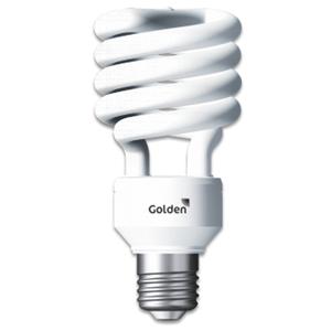 Lâmpada Fluorescente Golden Espiral 23W Branca 250V (220V)