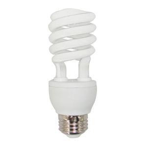 Lâmpada Fluorescente Lexman Espiral 15W Branca 250V (220V)