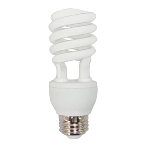 Lâmpada Fluorescente Lexman Espiral 25W Branca 127V (110V)
