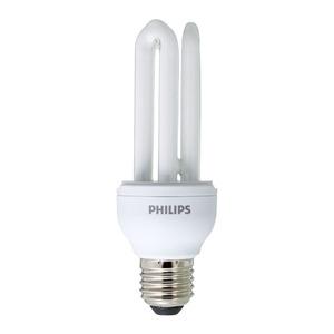 Lâmpada Fluorescente Philips Mini 3U 18W Branca 250V (220V)