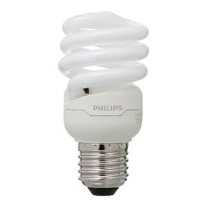 Lâmpada Fluorescente Philips Mini Espiral 12W Branca 250V (220V)