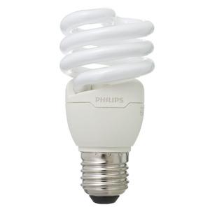 Lâmpada Fluorescente Philips Mini Espiral 14W Branca 127V (110V)
