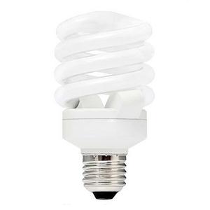 Lâmpada Fluorescente Osram Mini Espiral 8W Amarela 127V (110V)