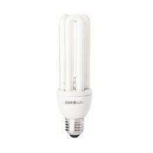 Lâmpada Fluorescente Ourolux 3U 20W Branca 250V (220V)