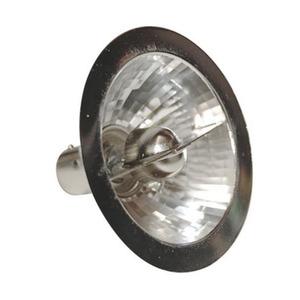 Lâmpada Halógena Osram AR70 50W Luz Amarela Aconchegante (3000K) 12V
