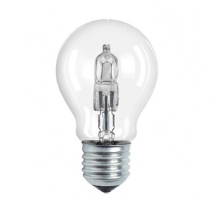 Lâmpada Halógena LLUM Bulbo 42W Amarela 127V (110V)