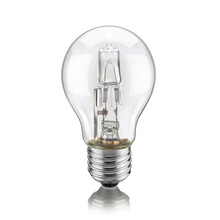 Lâmpada Halógena Bulbo Luz Amarela 72W Elgin 220V