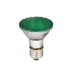 Lâmpada Halógena PAR20 Luz Verde 50W Ourolux 127V (110V)