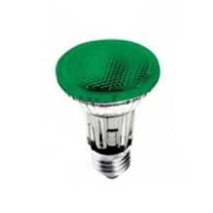 Lâmpada Halógena Ourolux PAR20 50W Luz Verde 250V (220V)