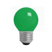 Lâmpada Incandescente Bolinha Luz Verde 15W 127V (110V) Kian