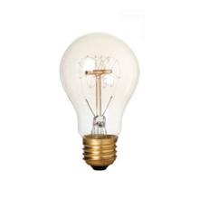 Lâmpada Incandescente de Filamento Bulbo Luz Amarela 40W Kian