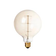 Lâmpada Incandescente de Filamento Globo Luz Amarela 40W Kian