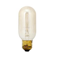 Lâmpada Incandescente de Filamento Bulbo Luz Amarela 40W Kian 127V (110V)