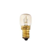 Lâmpada Incandescente Geladeira e Microondas Luz Amarela 15W Kian 127V (110V)