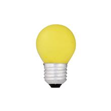 Lâmpada Incandescente Bolinha Luz Amarela 15W Kian 220V