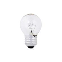 Lâmpada Incandescente Bolinha Luz Amarela 40W Kian 127V (110V)