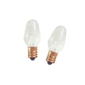 Lâmpada Incandescente KeyWest Vela para Luz Noturna 7W Luz Amarela Aconchegante (3000K) 127V (110V)