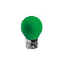 Lâmpada LED Bolinha Luz Verde 6W Bivolt Luminatti