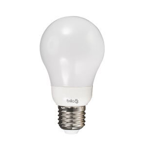 Lâmpada LED Bulbo Luz Amarela 7W Bivolt Brilia