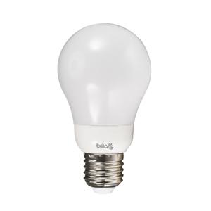Lâmpada LED Bulbo Luz Amarela 9W Bivolt Brilia