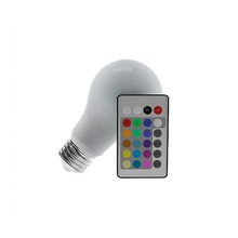 Lâmpada LED Bulbo Luz RGB 3,5W Luminatti