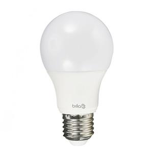 Lâmpada LED Certificada Brilia Bulbo 6W Amarelo Bivolt
