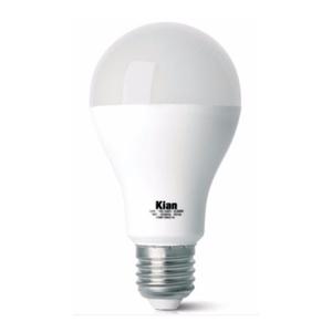 Lâmpada LED Certificada Kian Bulbo 6W Amarelo Bivolt