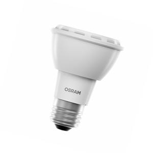 Lâmpada LED Certificada Osram PAR20 5W Amarelo Bivolt