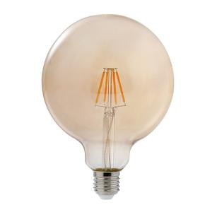 Lâmpada LED de Filamento Globo Luz Âmbar 4W Avant Bivolt