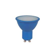 Lâmpada LED Ourolux Dicróica 4W Azul Bivolt
