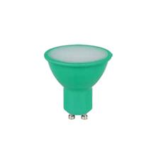 Lâmpada LED Ourolux Dicróica 4W Verde Bivolt