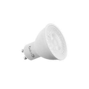 Lâmpada LED Dicróica Luz Amarela 4W Bivolt Brilia