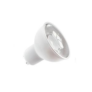 Lâmpada LED Dimerizável Dicróica Luz Amarela 8W 127V (110V) Luminatti